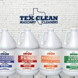Tex Clean Masonry Cleaners & Sealers